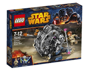 LEGO STAR WARS 75040 GENERAL GRIEVOUS WHEEL BIKE MOTOCICLETA